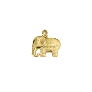 Pingente Elefante Indiano