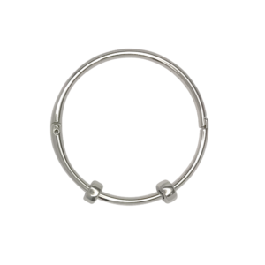 Bracelete Cor Ródio
